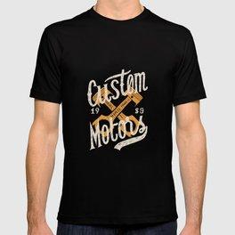 Custom Motors T-shirt