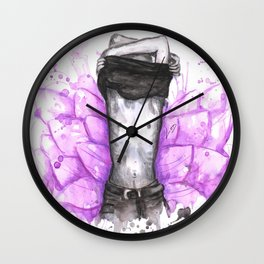 My slim body Wall Clock