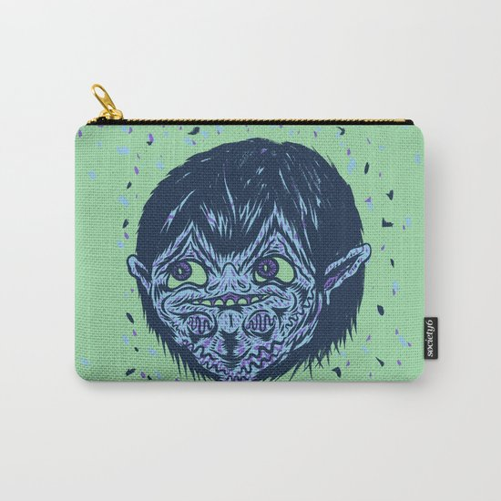 Blue Boy Carry-All Pouch
