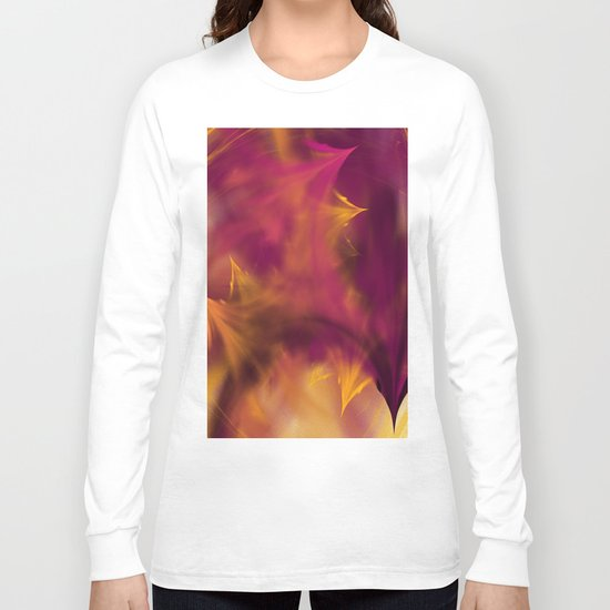 play with the fire Long Sleeve T-shirt