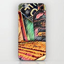 Cigars y Ron de Cuba iPhone Skin