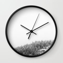 American West 001 Wall Clock