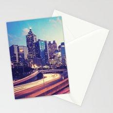 Atlanta Downtown Stationery Cards
