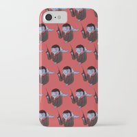 scarface iPhone & iPod Cases featuring Scarface Whale by CoolBreezDesigns