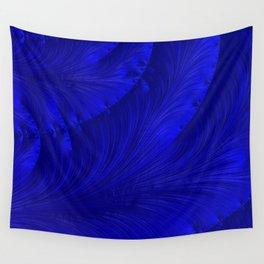 Renaissance Blue Wall Tapestry