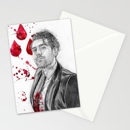 The Blood Stationery Cards
