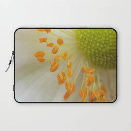 Green and Fluffy Laptop Sleeve