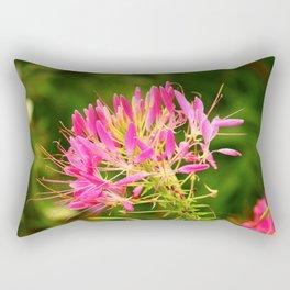 A Delicate Beauty Rectangular Pillow