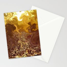 Reflection of Desire Stationery Cards