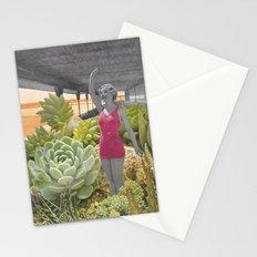 Plantes grasses Stationery Cards