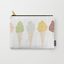 ice cream line Carry-All Pouch