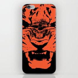 Tiger Vector iPhone Skin