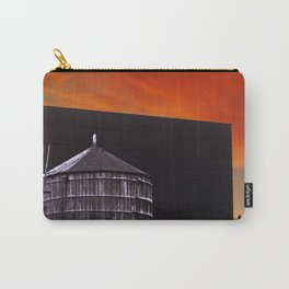 New York Sunset 9 Carry-All Pouch