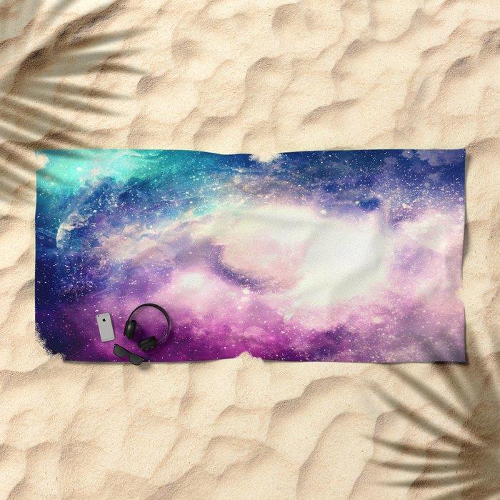 New Horizons Beach Towel