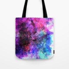 Purple Watercolor Tote Bag