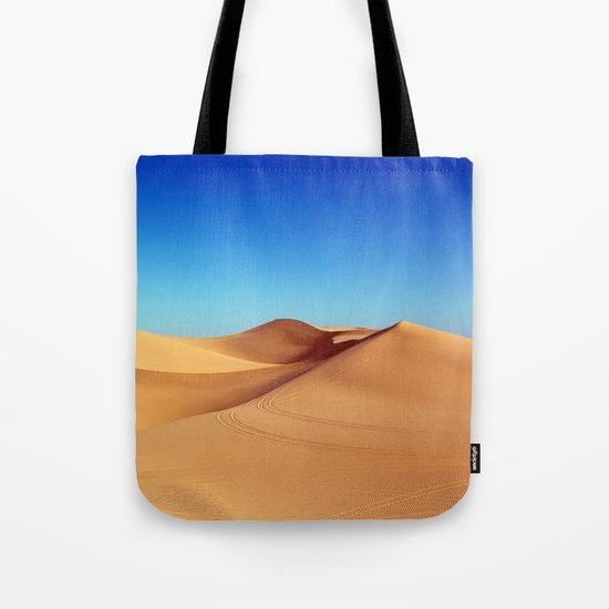 Desert blue Tote Bag