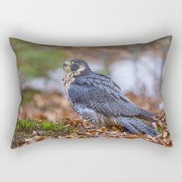Peregrine Falcon Rectangular Pillow