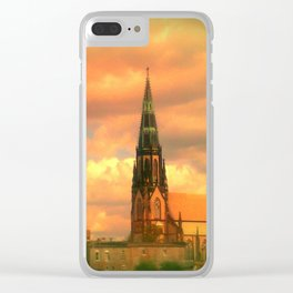 The Steeple Clear iPhone Case