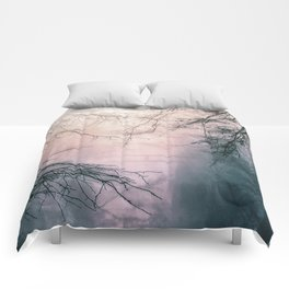 Foggy for rest_4 Comforters