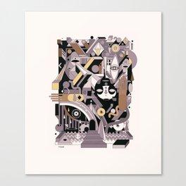 gotama Canvas Print