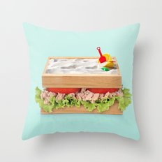 SandWich Throw Pillow
