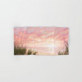 Cornish Sunset Hand & Bath Towel