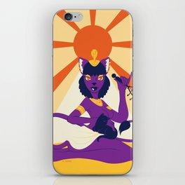 Divine Dames: Bast iPhone Skin