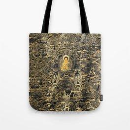Mandala Buddhist 13 Tote Bag