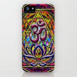 Rego Industries Mandala iPhone Case