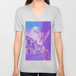 City Pop Kyoto Unisex V-Neck