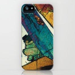 Epidote in Quartz iPhone Case