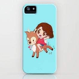 Chibi Malia iPhone Case