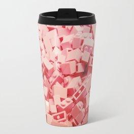Pink LEGO's Travel Mug