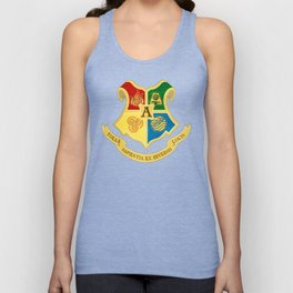 The Avatar School of Bending Unisex Tank Top