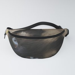Siamese Soulful Expression Fanny Pack