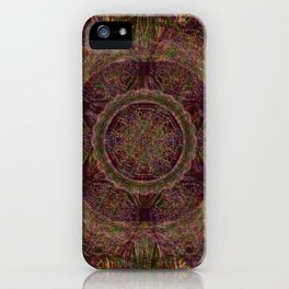 Mark of Hope and Wisdom iPhone Case