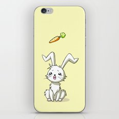 Bunny Carrot iPhone & iPod Skin