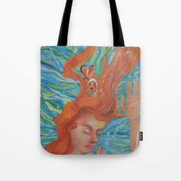 Immerse Tote Bag
