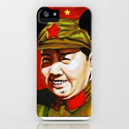 Mickey Mao iPhone Case