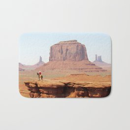 Monument Valley Bath Mat