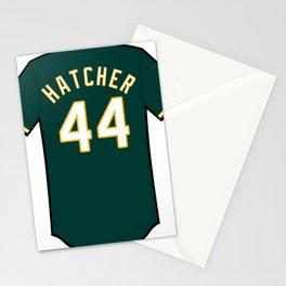 Chris Hatcher Jersey Stationery Cards
