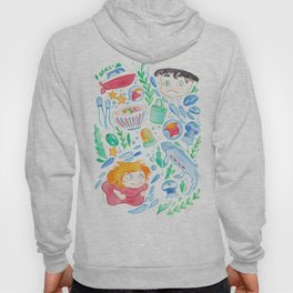 The Goldfish Girl Hoody