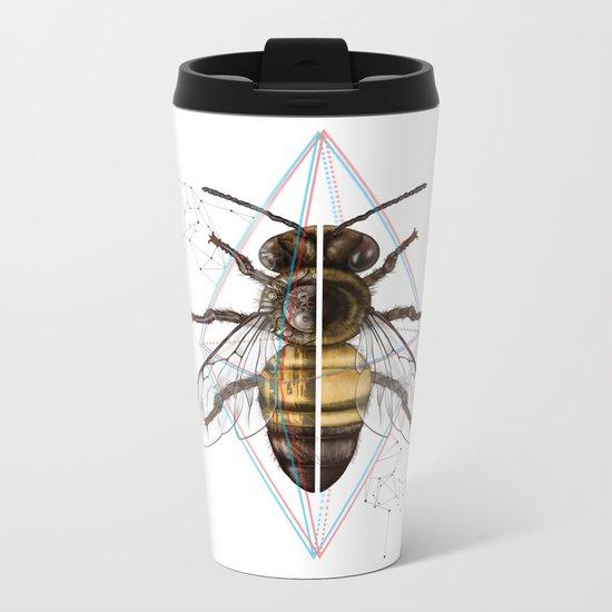 BeeSteam Metal Travel Mug