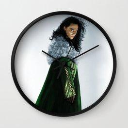 Loki - There Are No Men Like Me XIX Version II Wall Clock