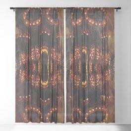 Light Eater Sheer Curtain