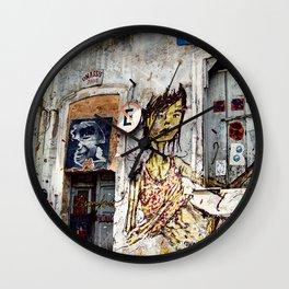 expression Wall Clock