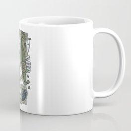 Eva Queen of Club - Pyrrha Coffee Mug