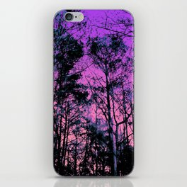 Forest (Sunset) iPhone Skin