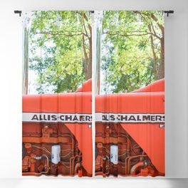 Allis - Chalmers Vintage Tractor Blackout Curtain