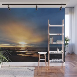 The Light under the Storm Wall Mural